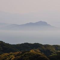 志賀島・朝もや(2009)の画像