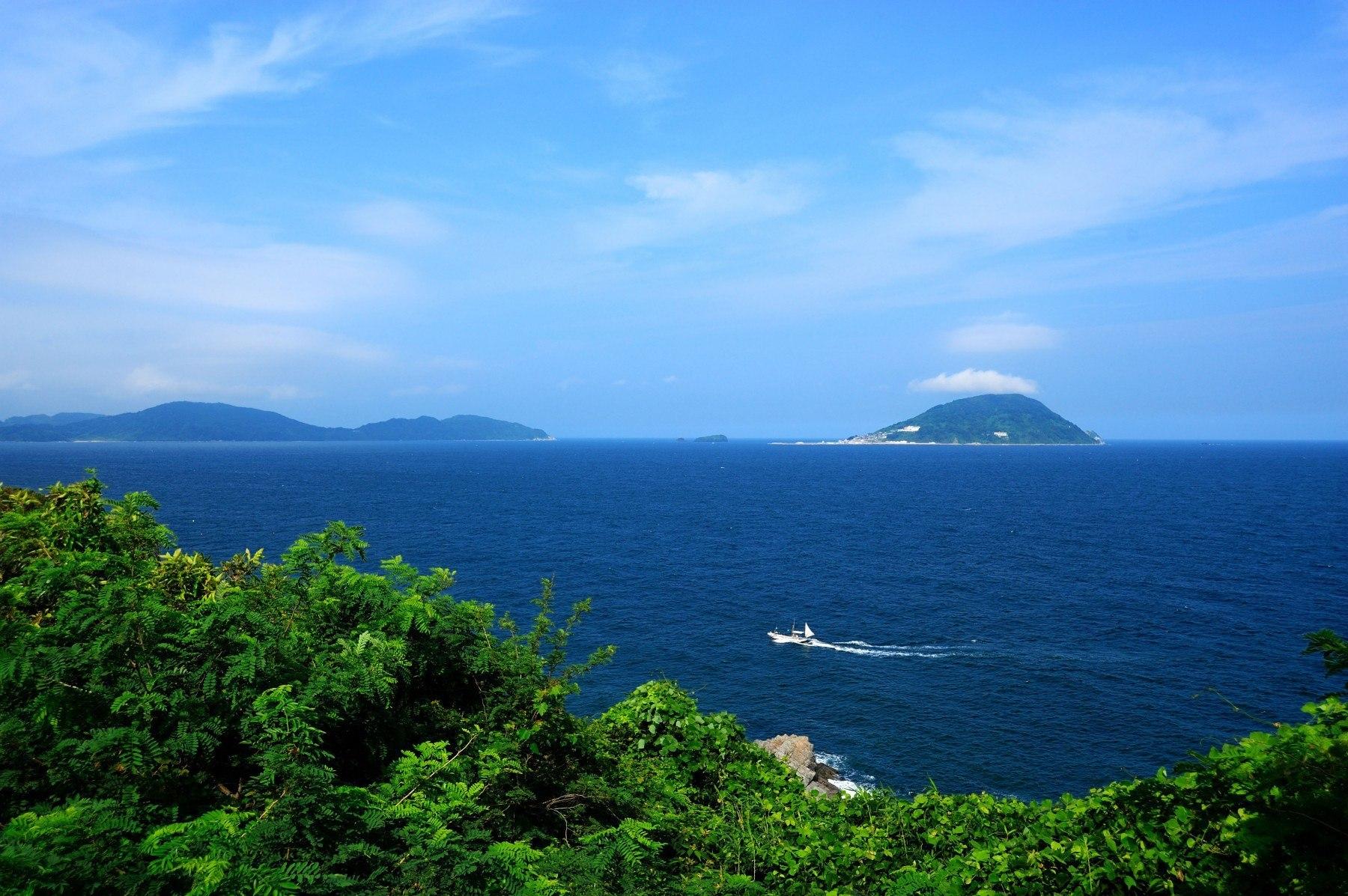 Image of Shikanoshima Island(2009)
