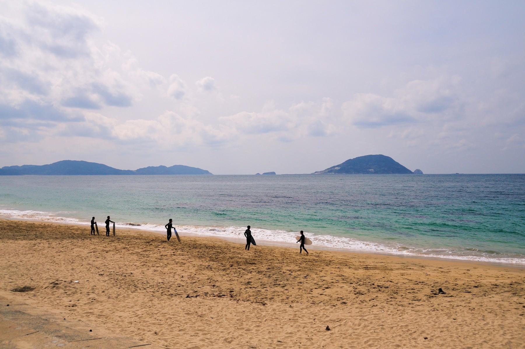 志賀島・勝馬海岸(2009)の画像
