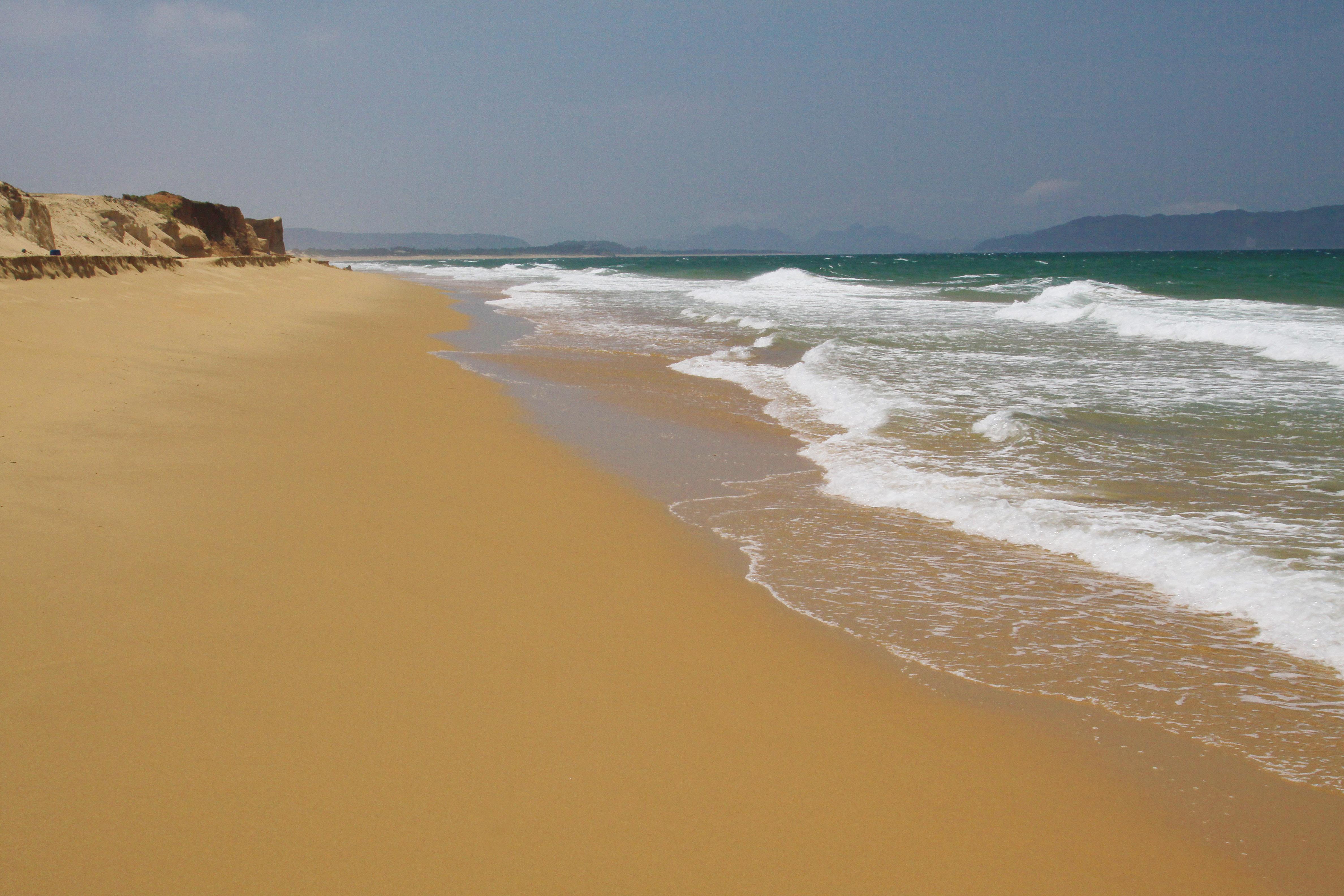 奈多海岸(2009)の画像