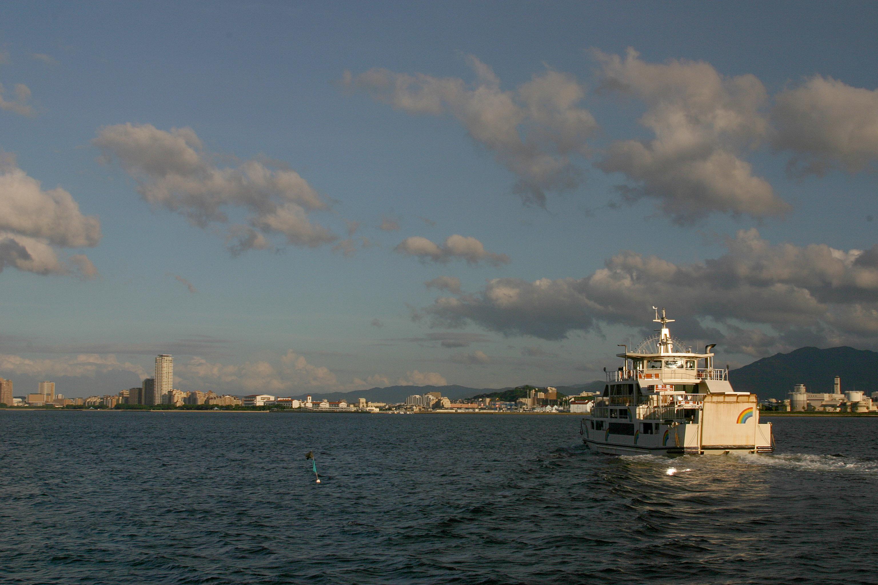 能古渡船(2009)の画像