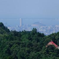 油山市民の森からの展望(2009)の画像