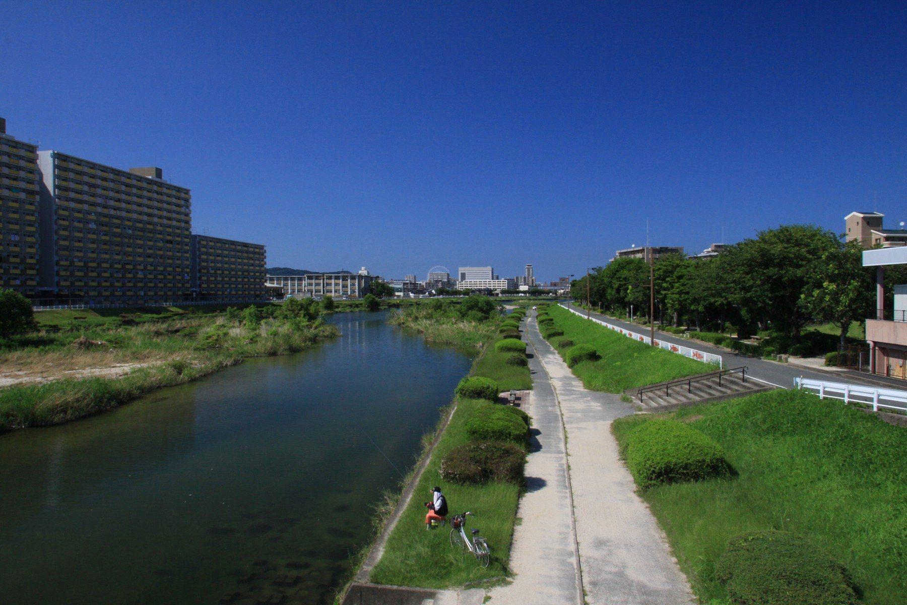 室見川緑地(2009)の画像