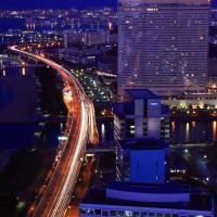 福岡タワーから(2010)の画像