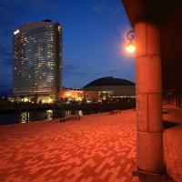 樋井川とシーホーク(2010)の画像