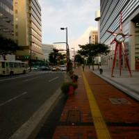 天神・アクロス付近(2009)の画像