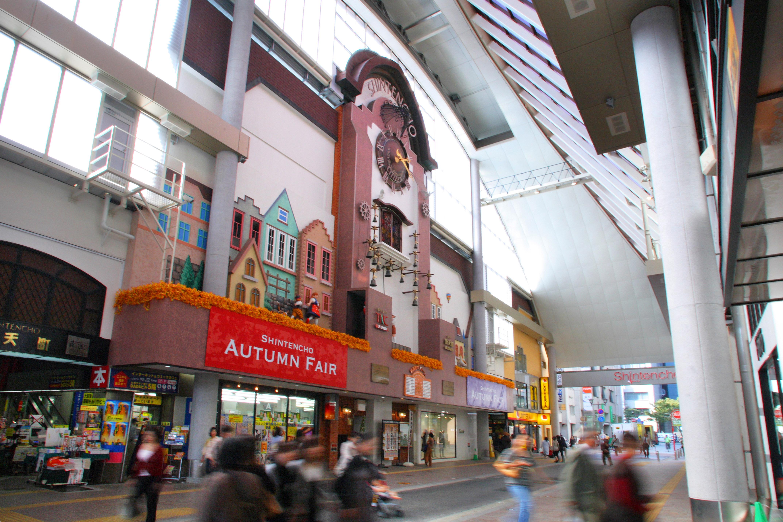 天神・新天町(2008)の画像