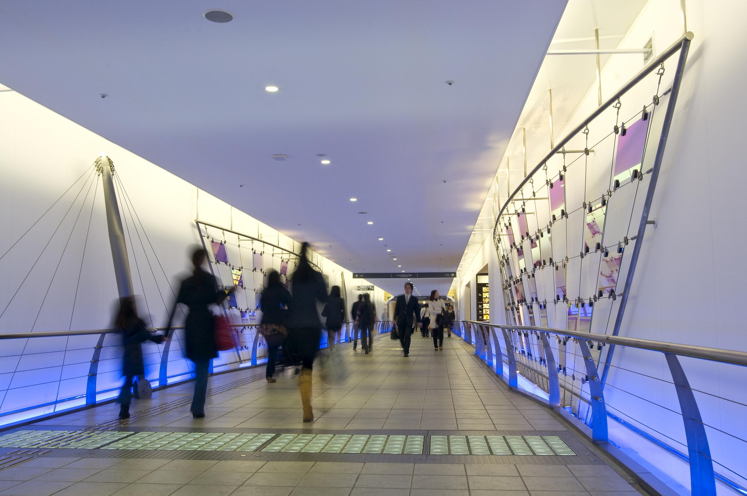 きらめき通り地下通路(2010)の画像
