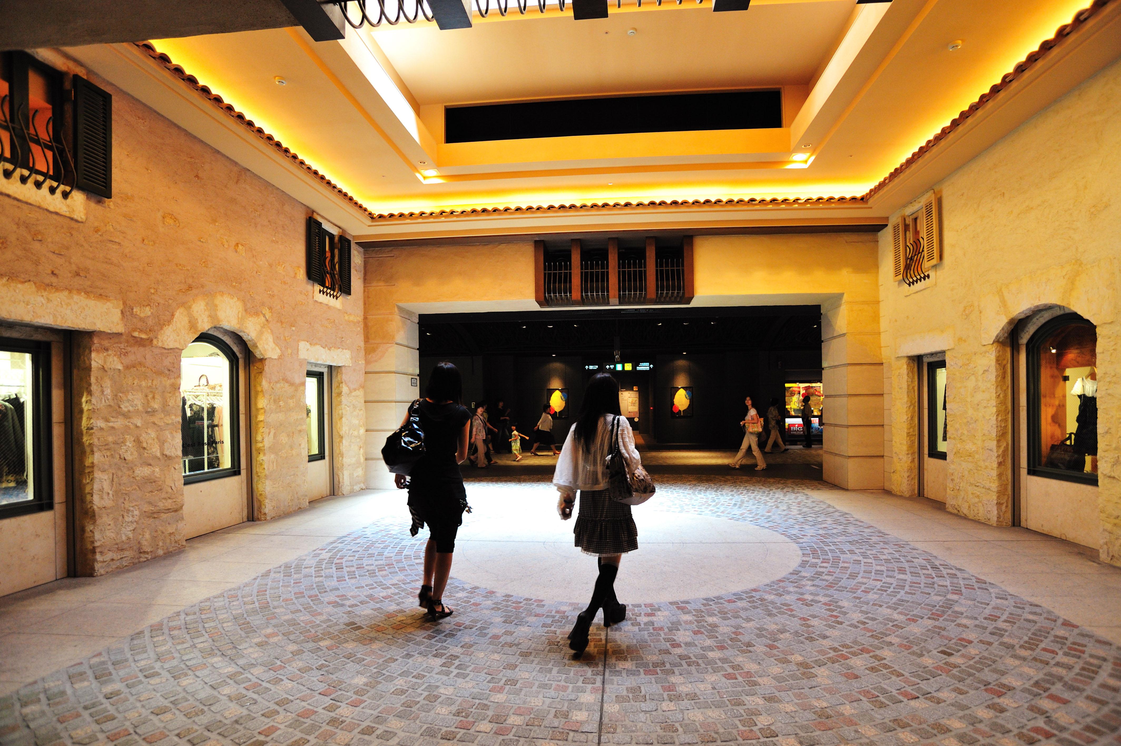 天神地下街(2009)の画像