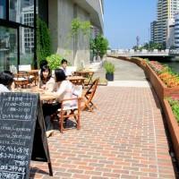 那珂川・リバーサイドカフェ(2009)の画像
