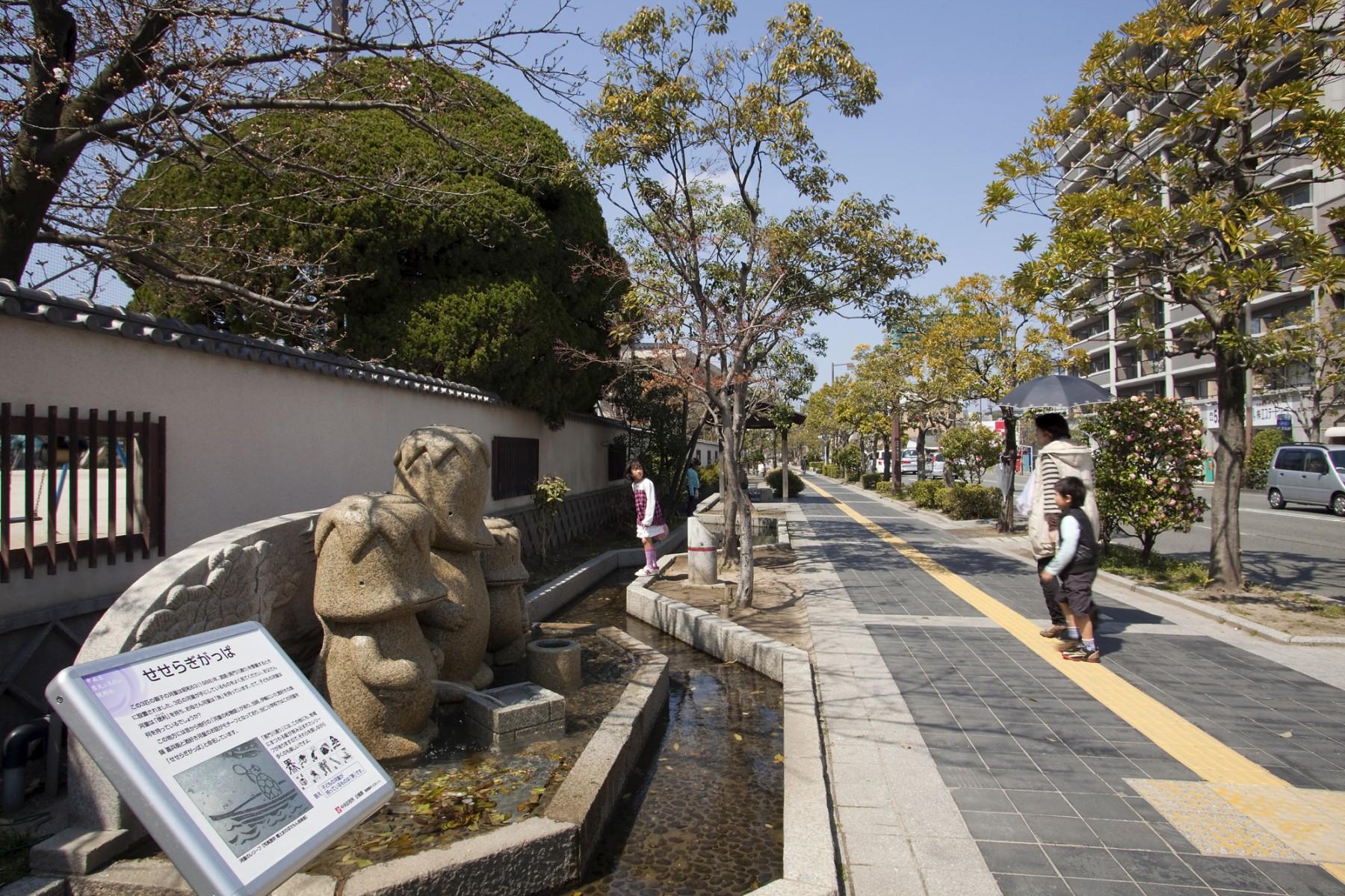 黒門川通り(2010)の画像