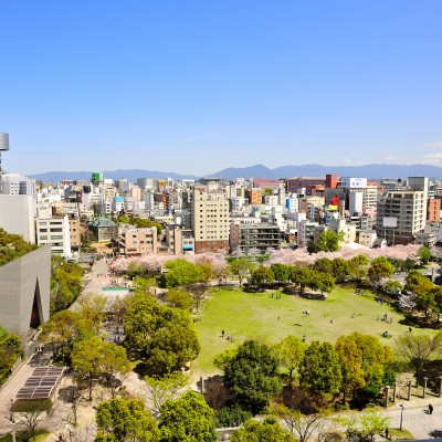 Image of Tenjin Chuo Park(2009)