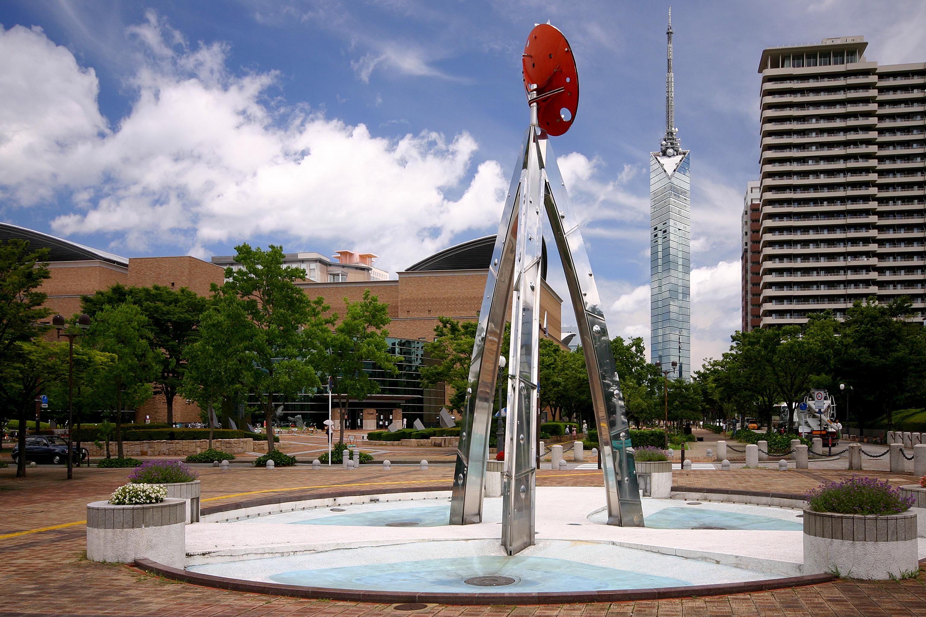 百道中央公園(2009)の画像