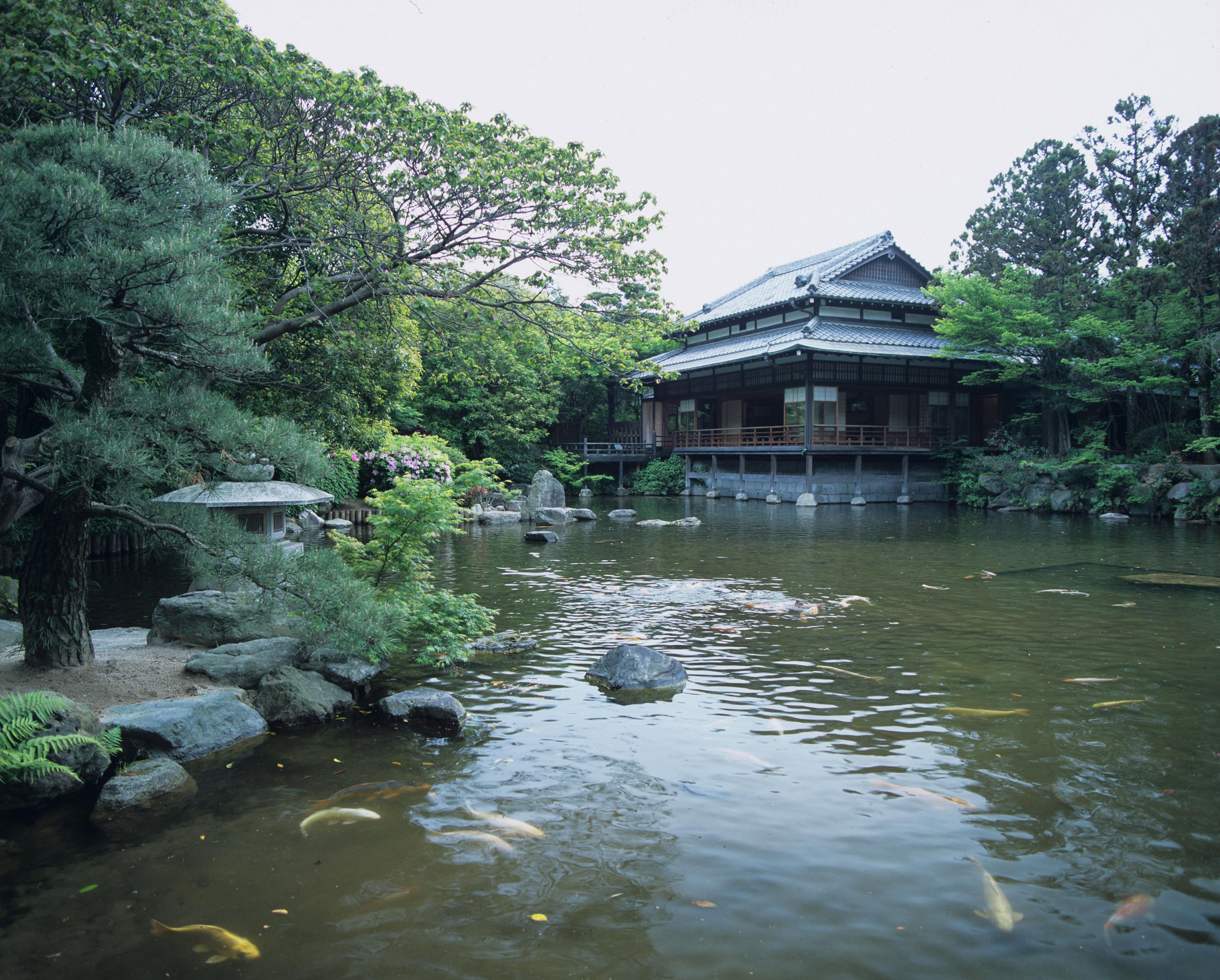 友泉亭公園(撮影年不明)の画像