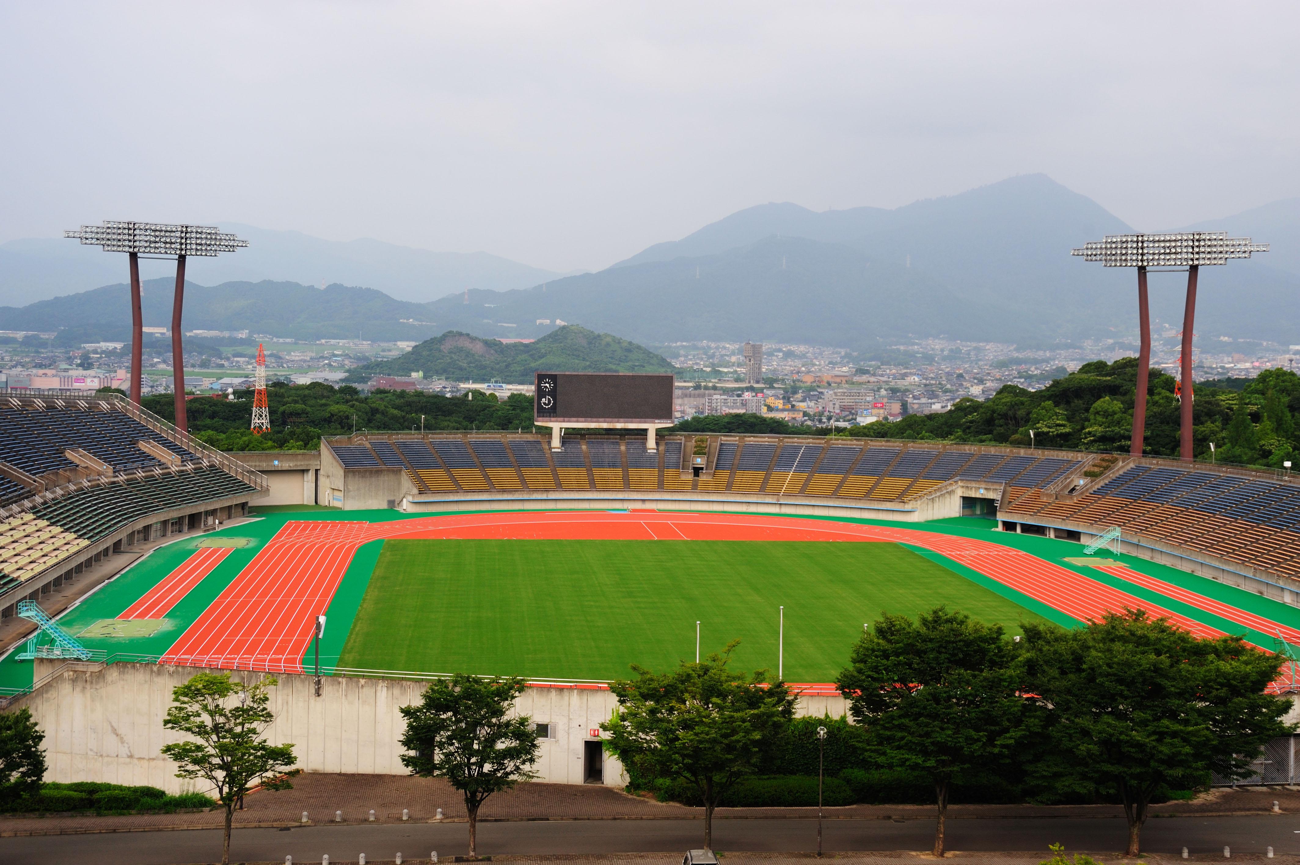 博多の森陸上競技場(2009)の画像