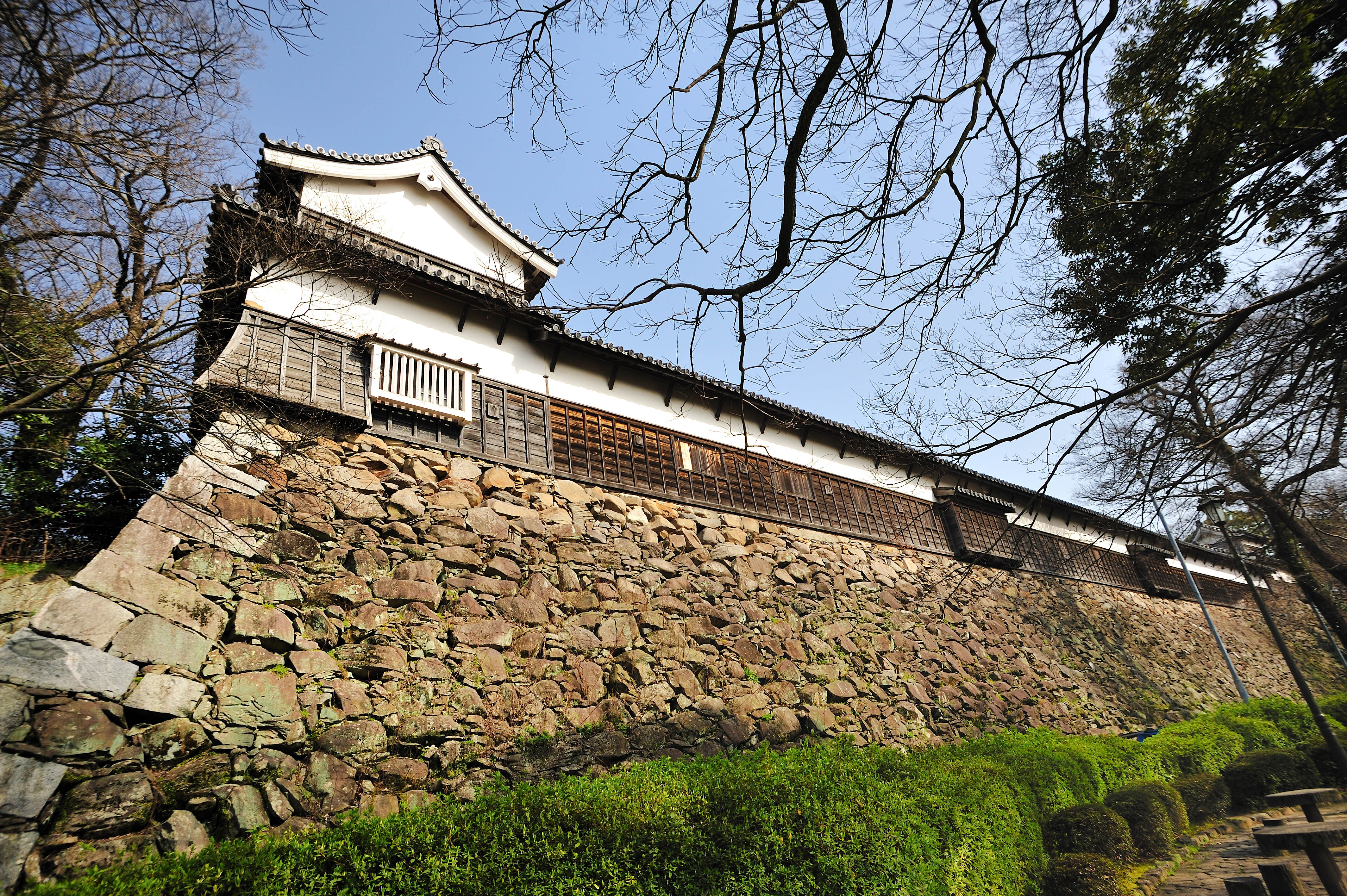 福岡城跡・多聞櫓(2009)の画像