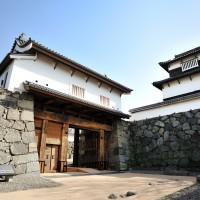 福岡城跡・大手門(2009)の画像