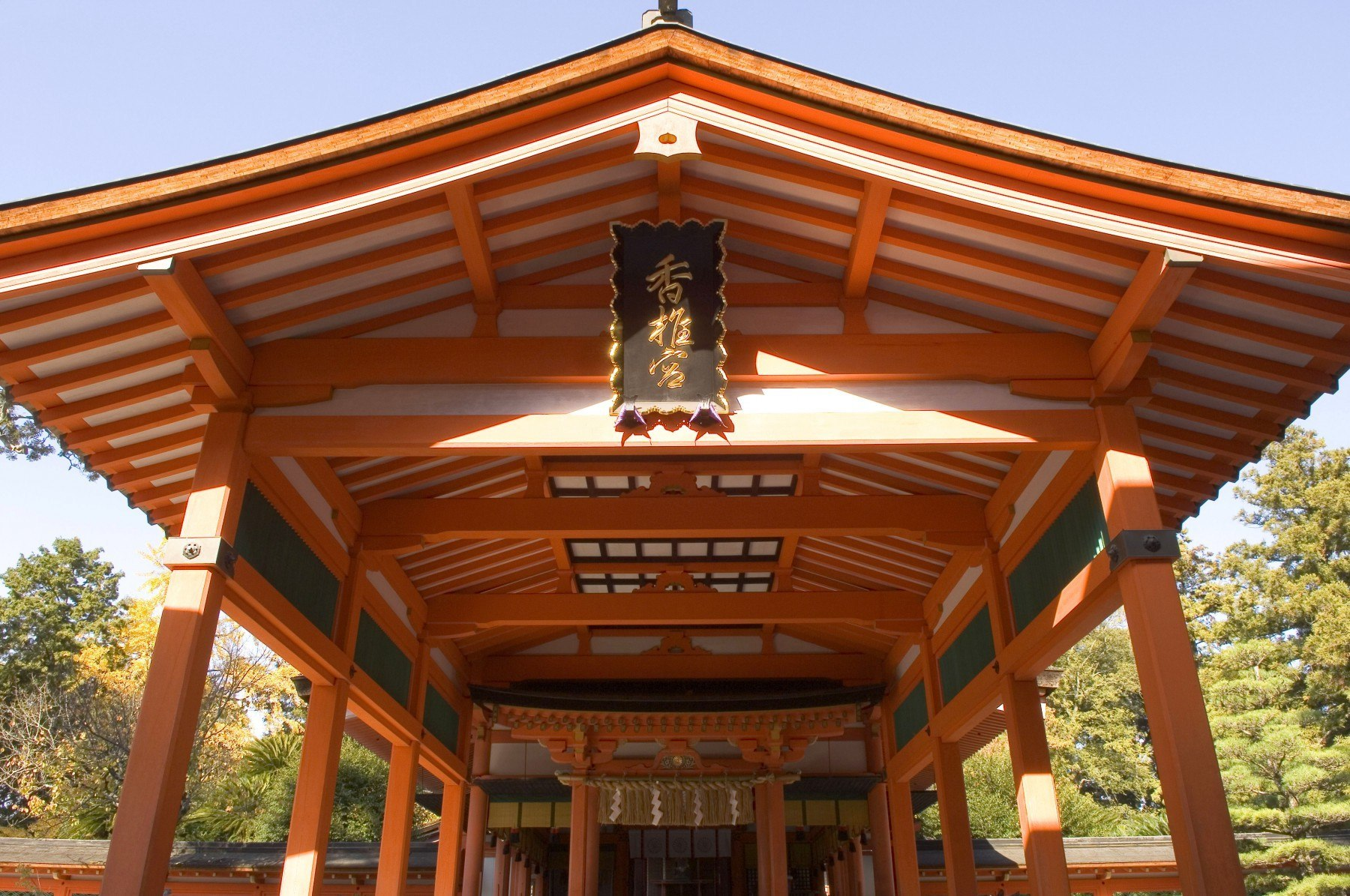 Image of Kashii Shrine(Photo taken: unknown)