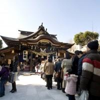 櫛田神社(2010)の画像