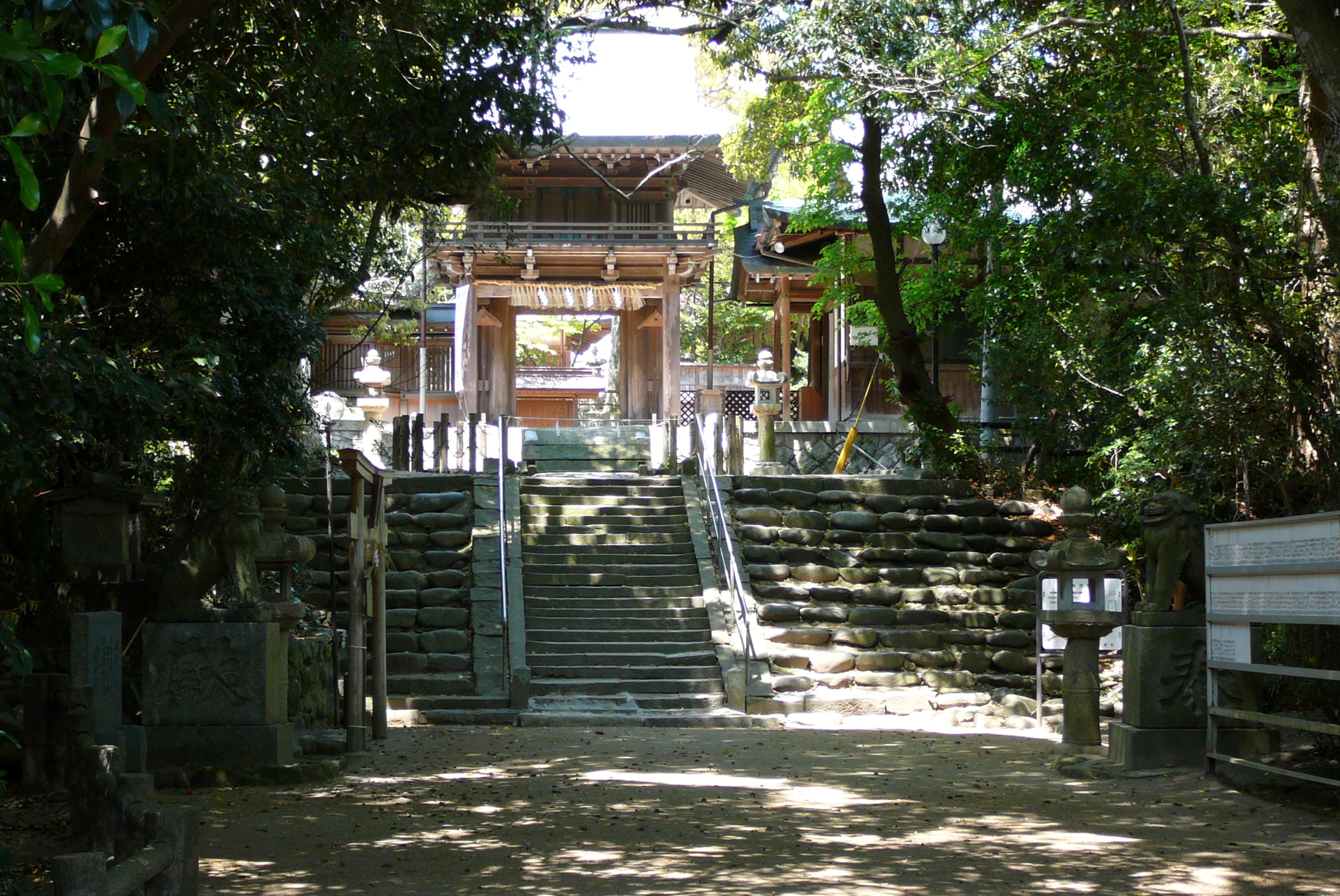 志賀海神社(2008)の画像