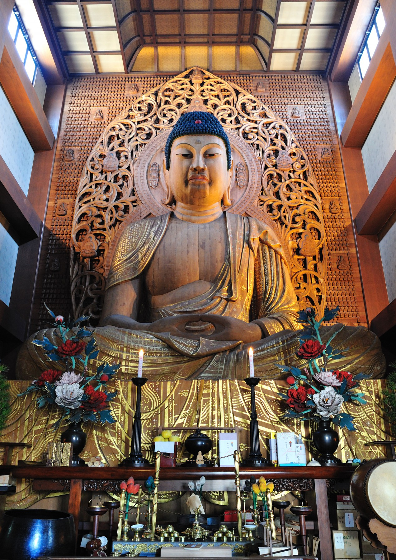 福岡大仏(2009)の画像