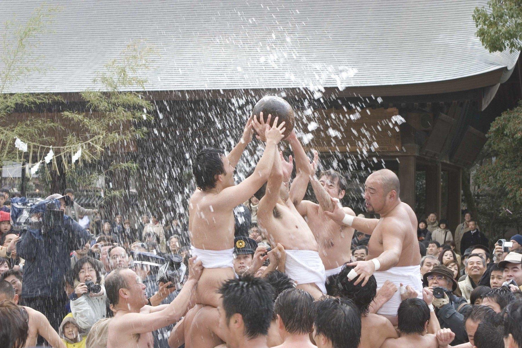 Image of Hakozaki Shrine(2005)