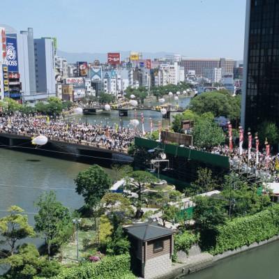 博多咚打鼓海港节(摄影年不详)图片
