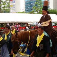 博多松囃子・福神流(2009)の画像