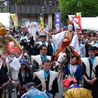博多松囃子・恵比須流(2009)の画像