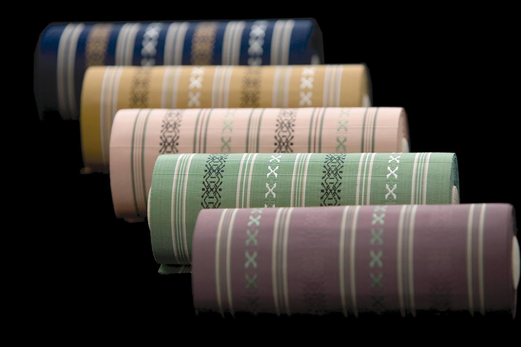 博多織・五色献上(2006)の画像