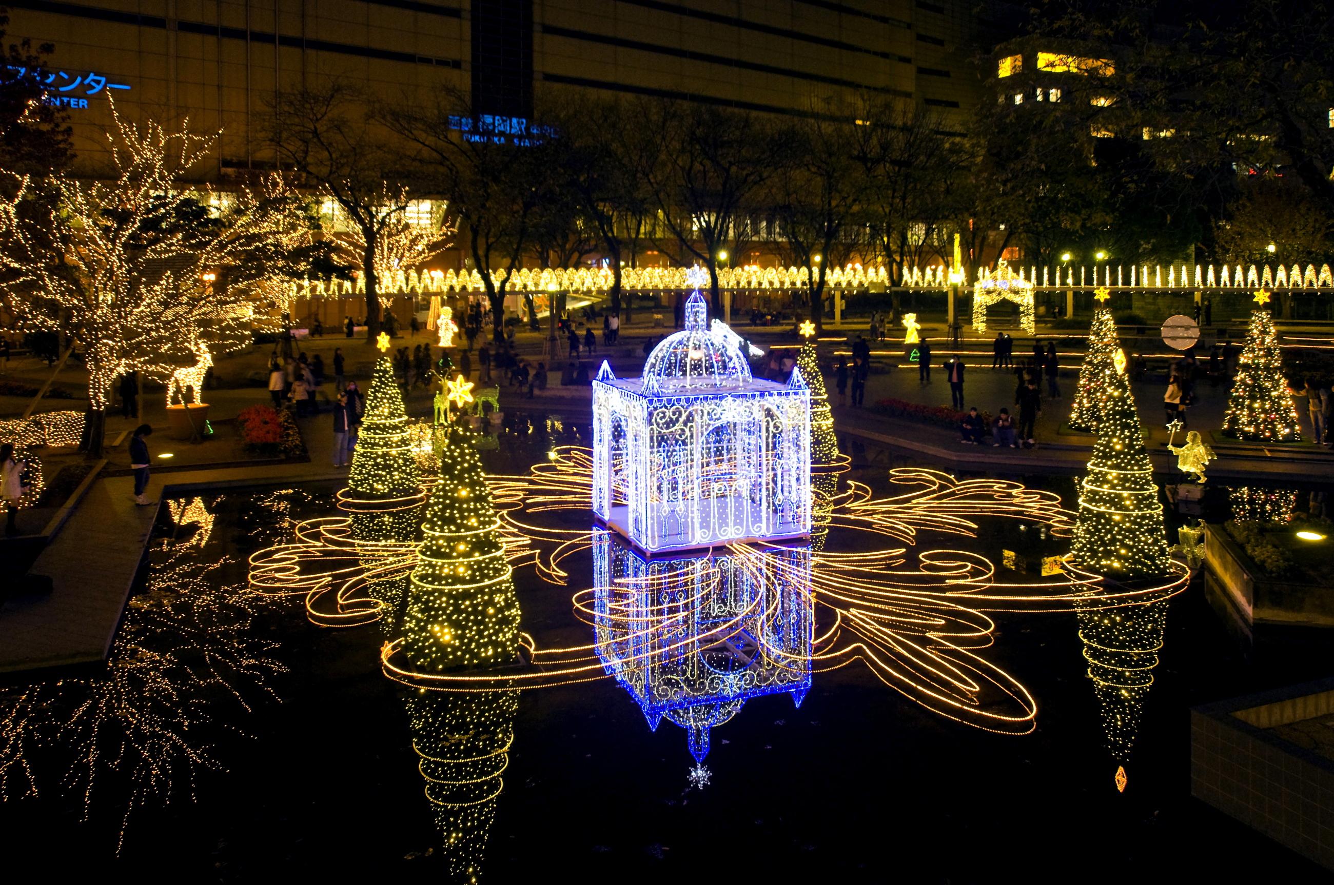 天神クリスマス(2010)の画像
