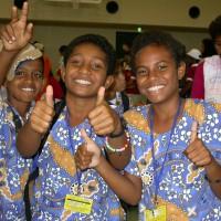 アジア太平洋子ども会議(2004)の画像