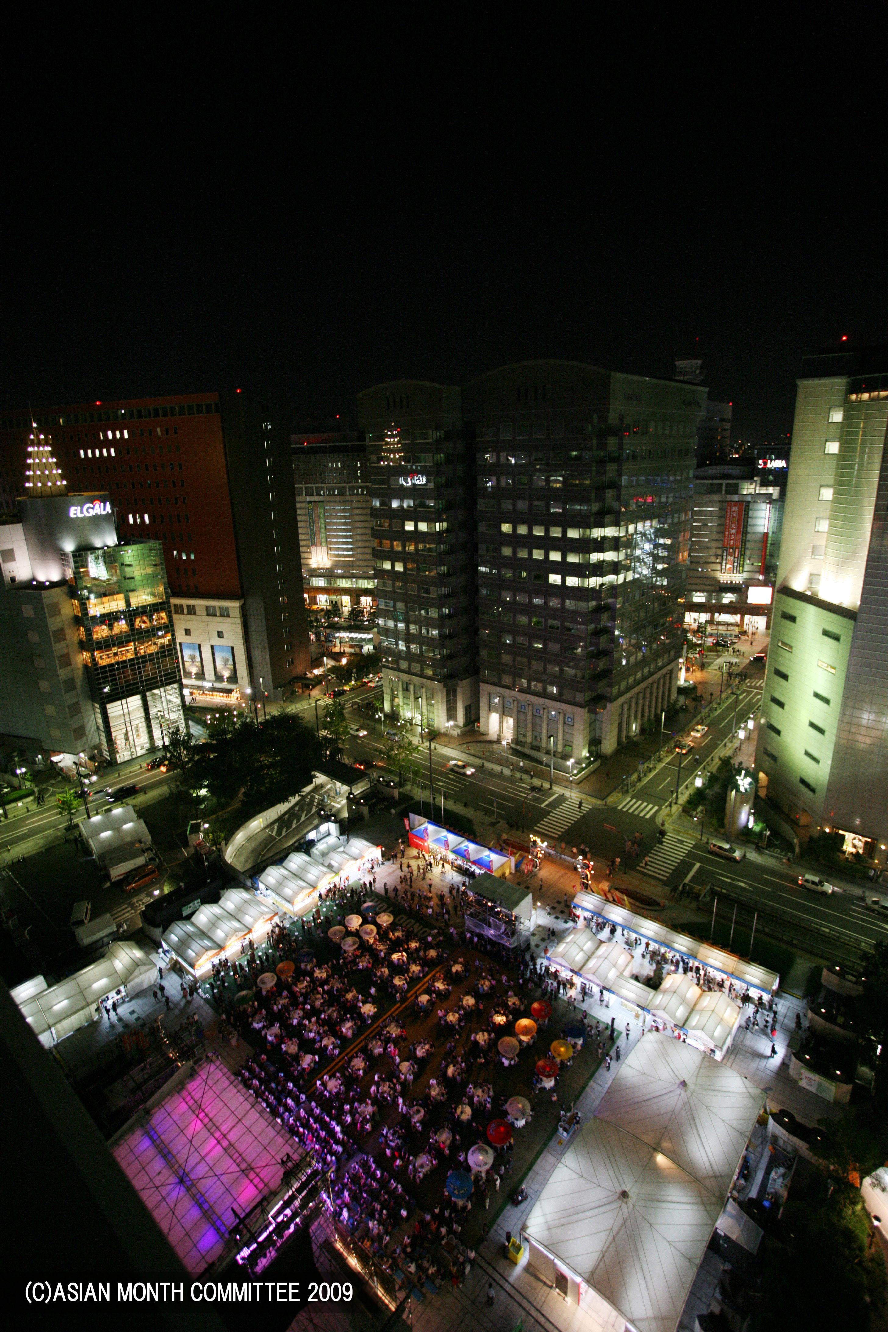 アジア太平洋フェスティバル会場(2008)の画像