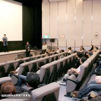 福岡国際映画祭・監督とのセッション(撮影年不明)の画像