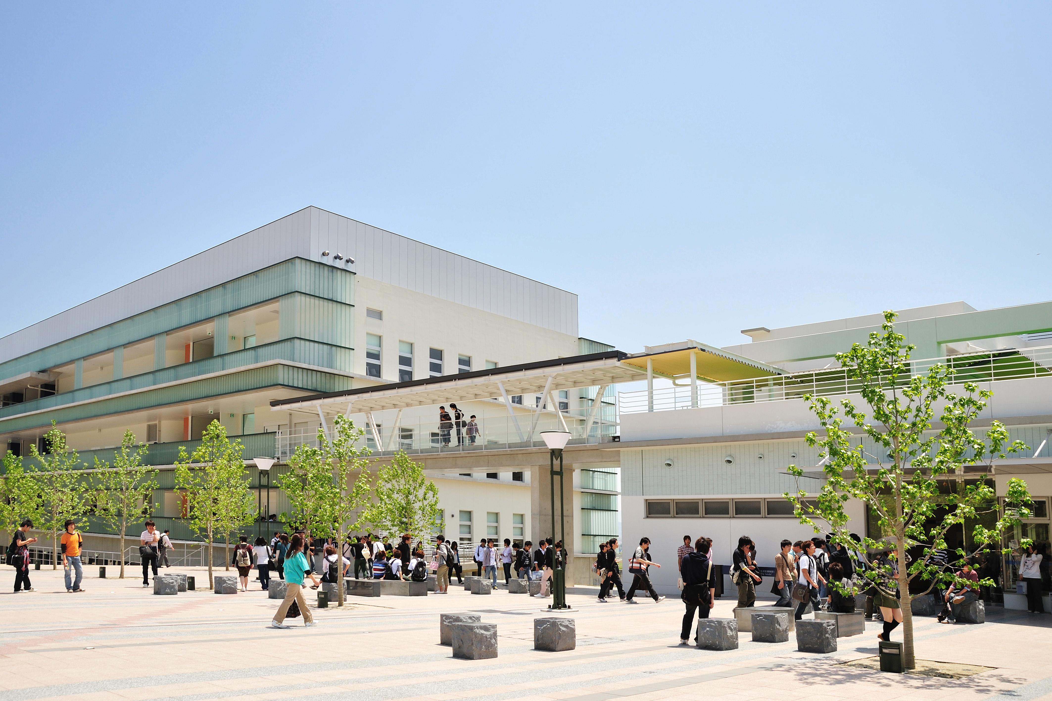 九州大学伊都キャンパス(2009)の画像