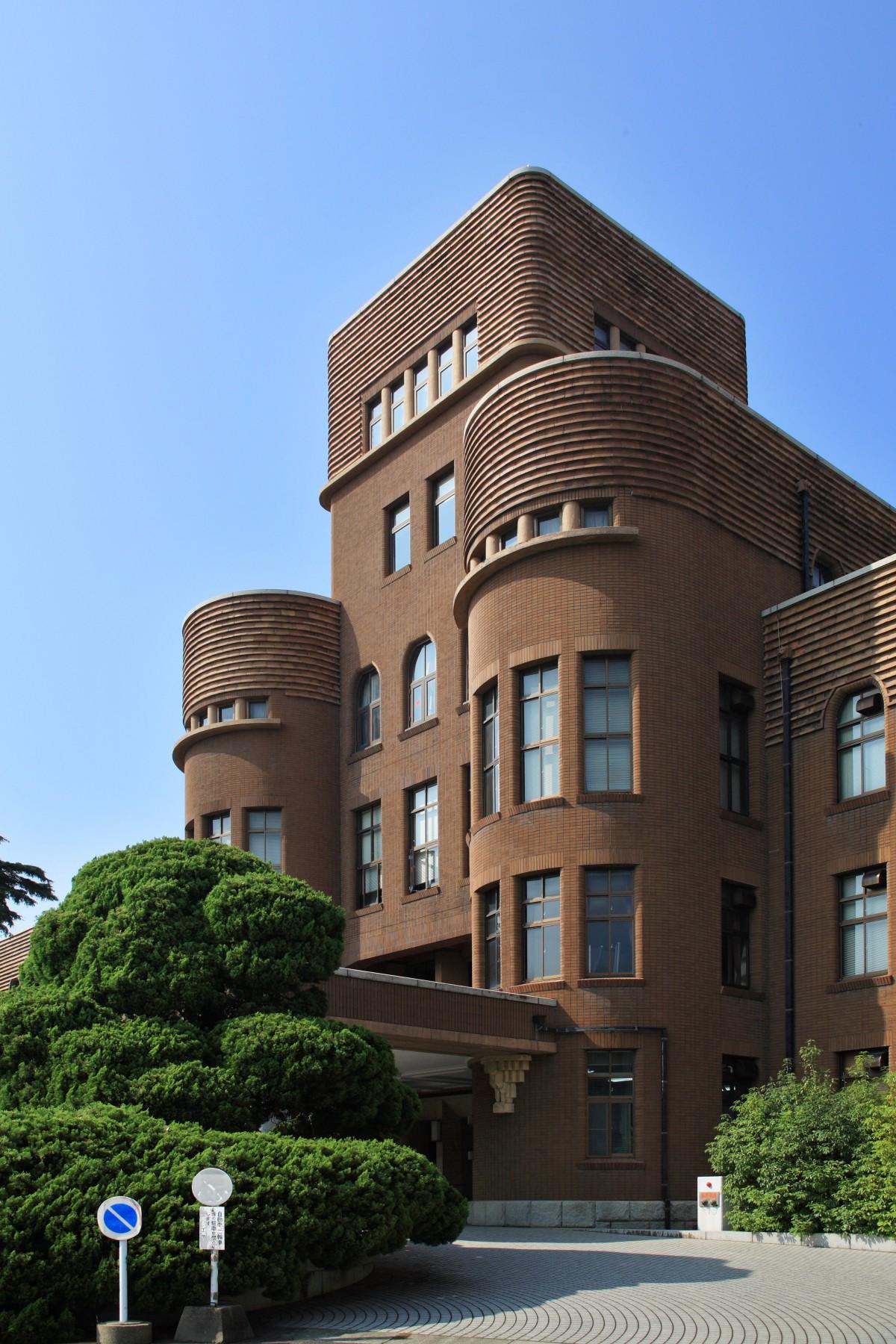 九州大学箱崎キャンパス(2008)の画像