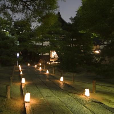 Image of 御供所的点灯仪式(2007)