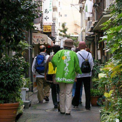Image of Hakata Jocho Meguri Campaign(2008)