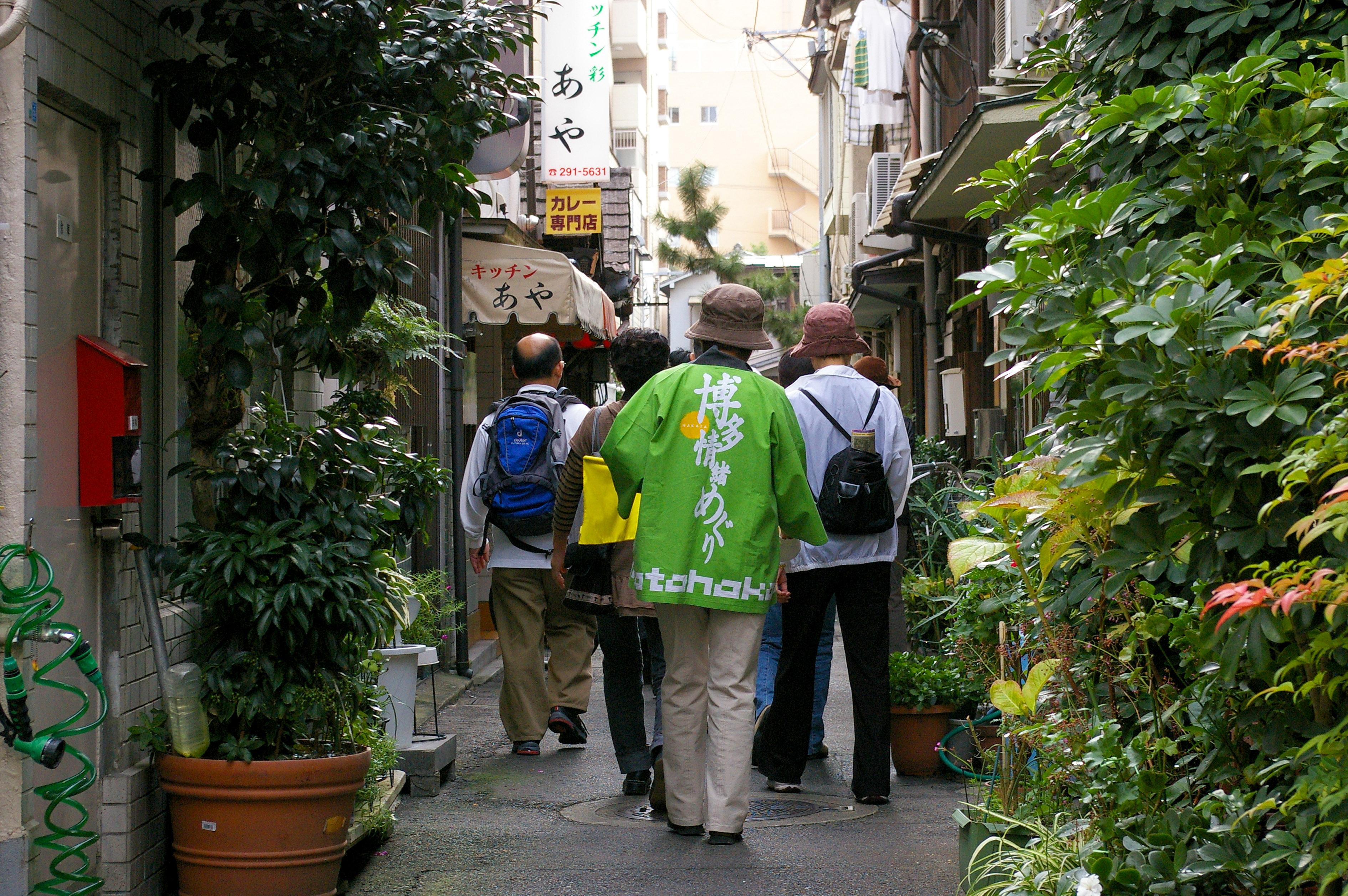 博多情緒めぐりキャンペーン(2008)の画像