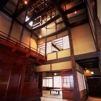 ふるさと館・町家の屋内空間を再現(撮影年不明)の画像
