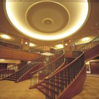 博多座・馬蹄階段(撮影年不明)の画像