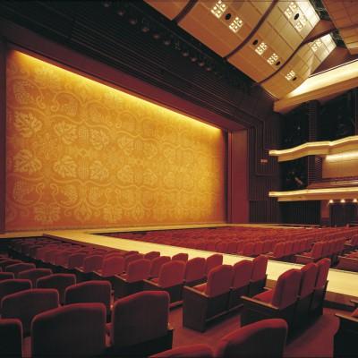 博多座・観客席(撮影年不明)の画像