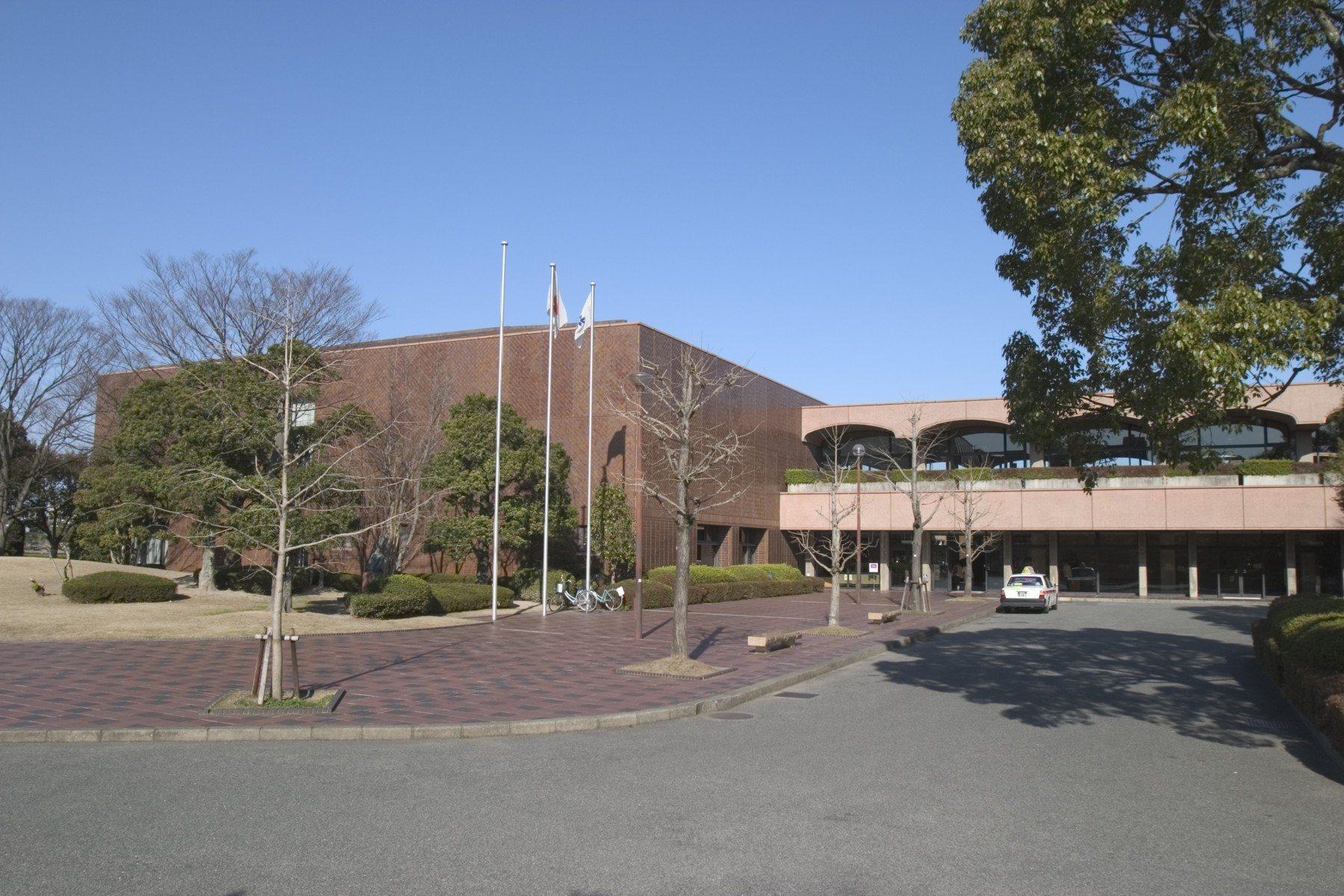 福岡市美術館(撮影年不明)の画像