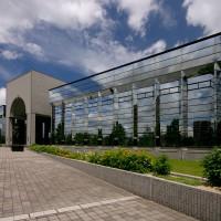 福岡市博物館・外観(2009)の画像