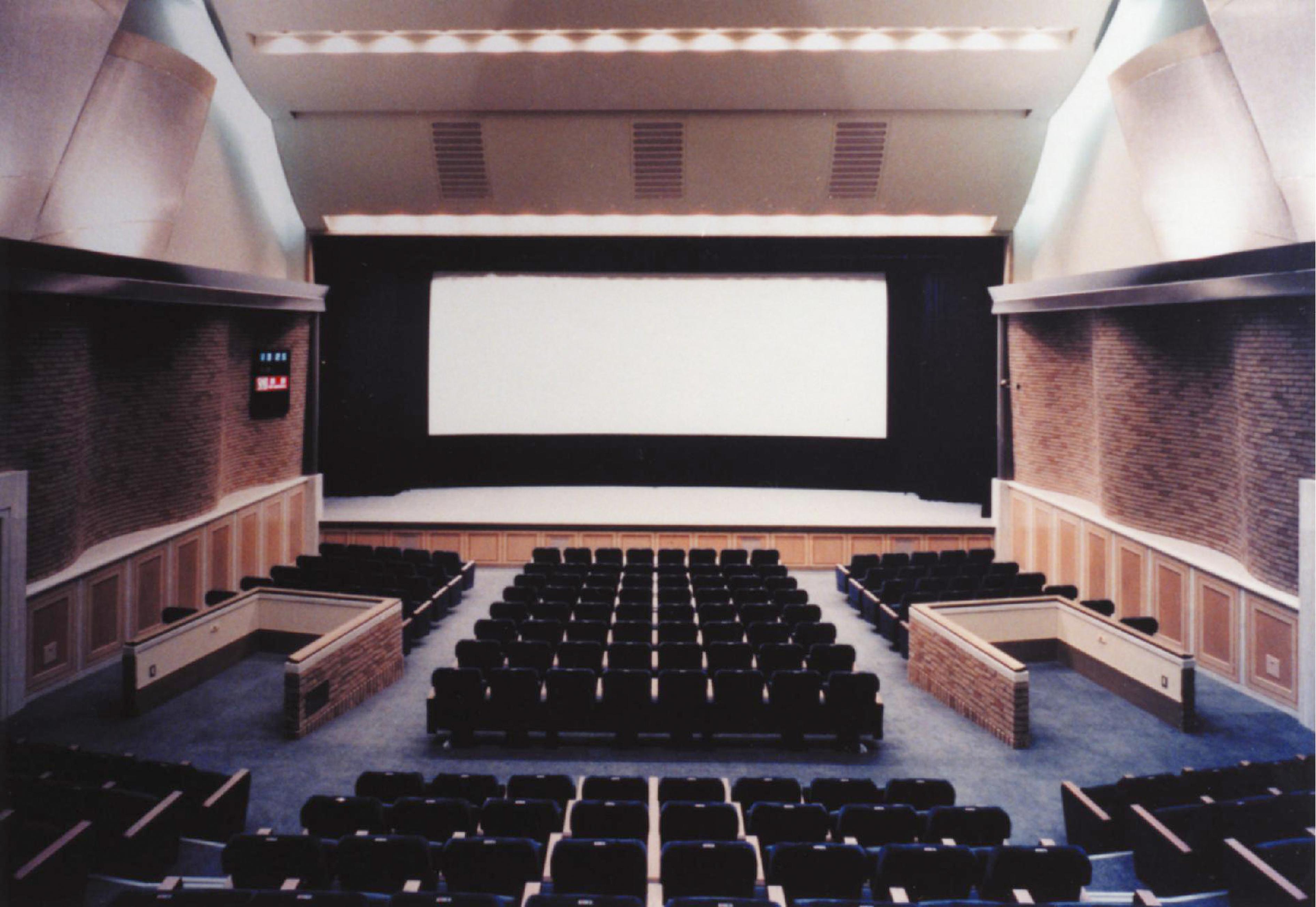 シネラ・上映ホール(撮影年不明)の画像