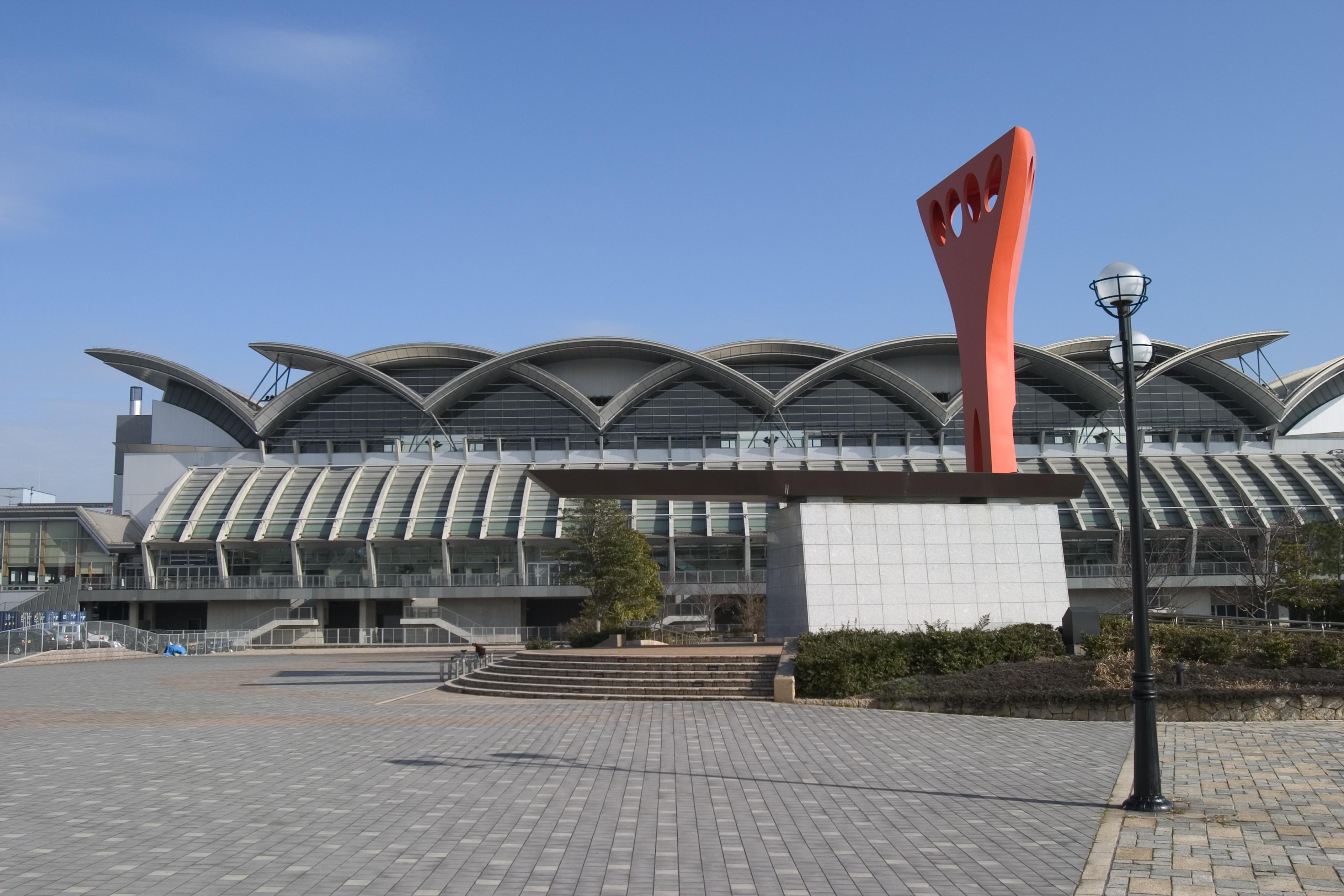 マリンメッセ福岡(2004)の画像