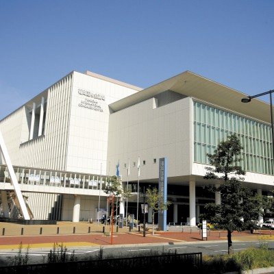 Image of Fukuoka International Congress Center(2006)