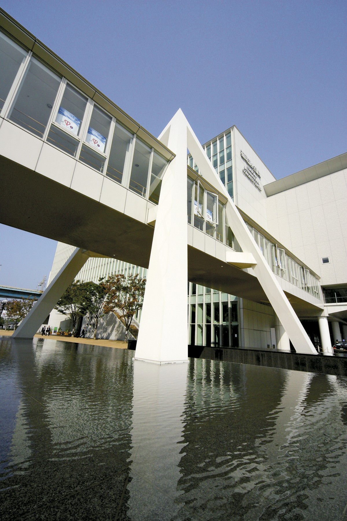 福冈国际会展中心(2006)图片