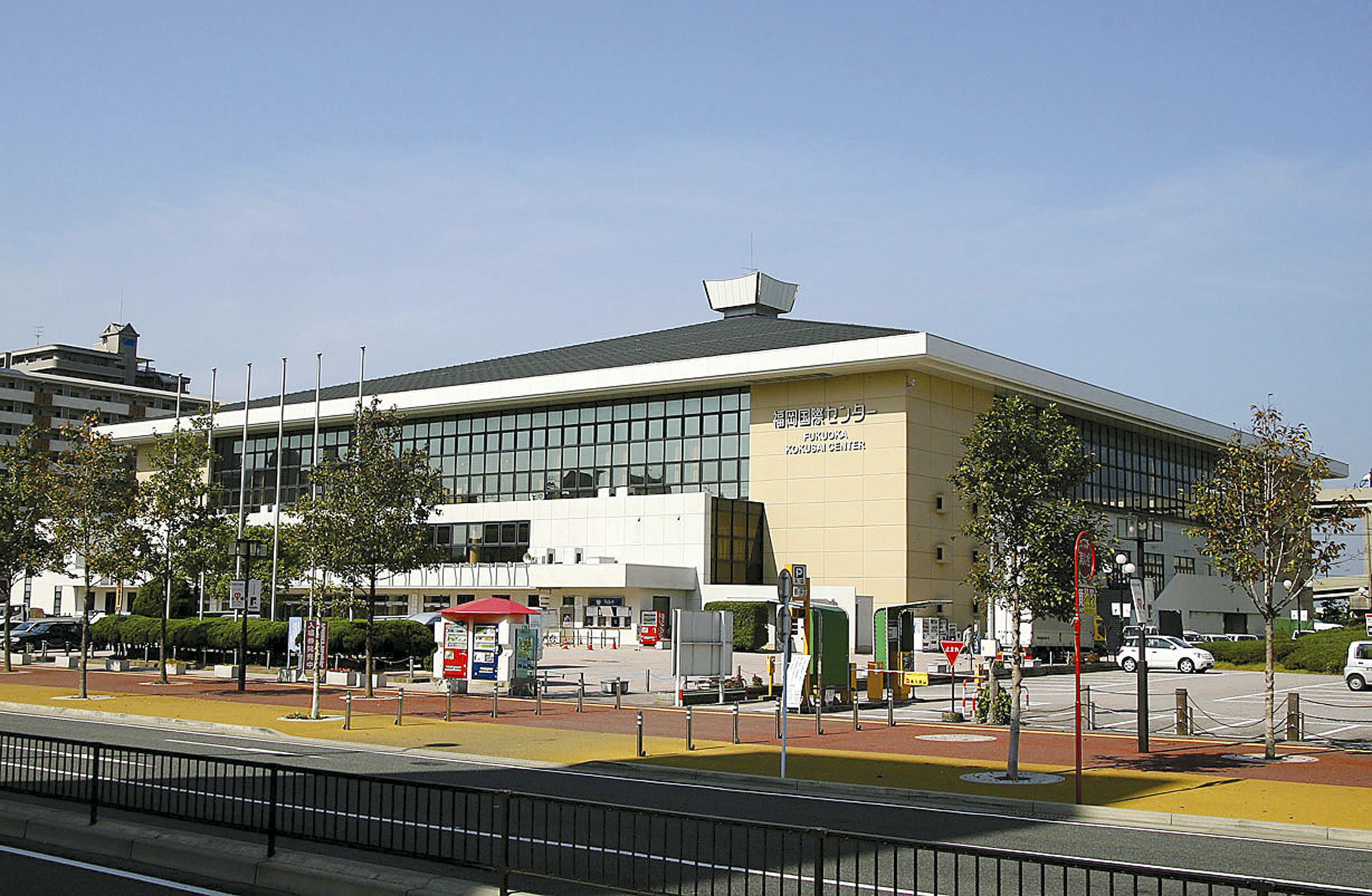 福岡国際センター(2006)の画像