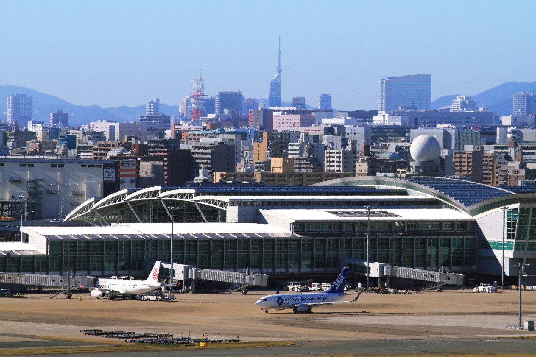 福岡空港国際線ターミナル(2010)の画像